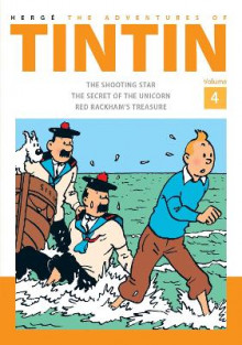 The Adventures of Tintin Volume 4 av Herge (Innbundet)