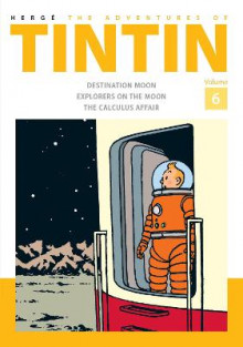 The Adventures of Tintin Volume 6 av Herge (Innbundet)