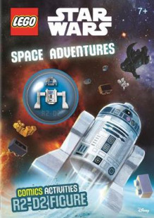 LEGO Star Wars: Space Adventures (Activity Book with R2-D2 Minifigure) (Heftet)
