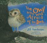Omslag - The Owl Who Was Afraid of the Dark