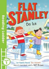 Omslag - Flat Stanley On Ice