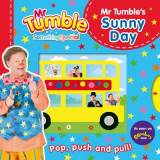 Omslag - Something Special: Mr Tumble's Sunny Day. Pop, Push and Pull