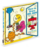 Omslag - How to Draw Mr. Men