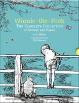 Omslag - Winnie-the-Pooh: The Complete Collection of Stories and Poems