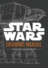 Omslag - Star Wars Drawing Manual