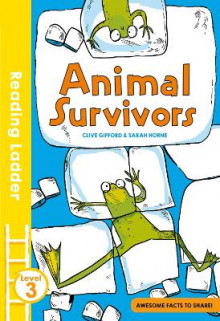 Animal Survivors av Clive Gifford (Heftet)