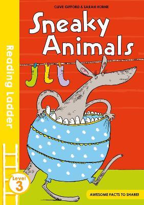 Sneaky Animals Av Clive Gifford Heftet Barn Og Ungdom Tanum Nettbokhandel