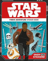 Omslag - Star Wars Finn's Adventure Sticker Book