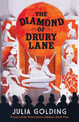 Omslag - The Diamond of Drury Lane