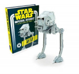 Omslag - Star Wars: Imperial Assault Book and Model