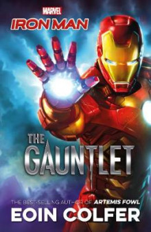 Marvel Iron Man: The Gauntlet av Eoin Colfer (Heftet)