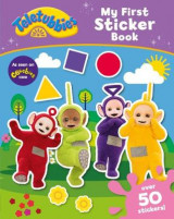 Omslag - Teletubbies My First Sticker Book