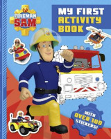 Omslag - Fireman Sam: My First Activity Book
