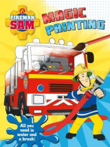 Omslag - Fireman Sam: Magic Painting
