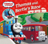 Omslag - Thomas & Friends: Thomas and Bertie's Race