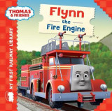 Omslag - My First Railway Library: Flynn the Fire Engine