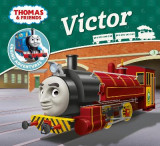 Omslag - Thomas & Friends: Victor