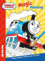 Omslag - Thomas & Friends: Magic Painting