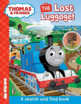 Omslag - Thomas & Friends: The Lost Luggage (A search and find book)