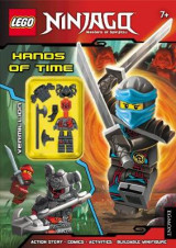 Omslag - LEGO Ninjago: Hands of Time (Activity Book with Minifigure)