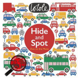 Omslag - Hide and Spot: Zoo on the Move