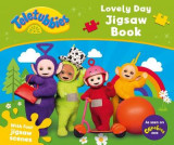 Omslag - Teletubbies Lovely Day Jigsaw Book