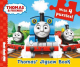 Omslag - Thomas & Friends: Thomas' Jigsaw Book