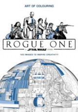 Omslag - Star wars rogue one. Art of colouring