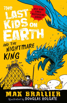 The Last Kids on Earth and the Nightmare King av Max Brallier (Heftet)