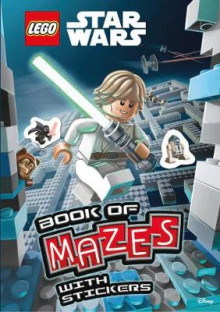 LEGO (R) Star Wars: Book of Mazes (Mazes Sticker Book) av Egmont Publishing UK (Heftet)