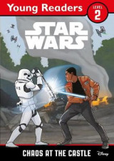 Omslag - Star Wars Young Readers: Chaos at the Castle