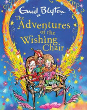 The Adventures of the Wishing-Chair gift edition av Enid Blyton (Innbundet)