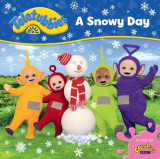 Omslag - Teletubbies: A Snowy Day