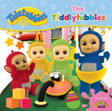 Omslag - Teletubbies: The Tiddlytubbies