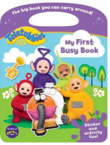 Omslag - Teletubbies: My First Busy Book