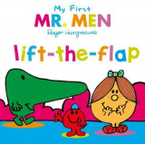 Omslag - My First Mr Men Lift-the-Flap