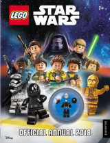 Omslag - The LEGO (R) STAR WARS: Official Annual 2018