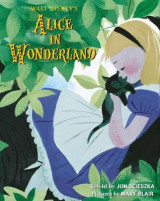 Omslag - Walt Disney's Alice in Wonderland