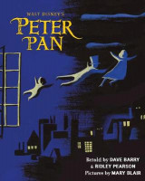 Omslag - Walt Disney's Peter Pan