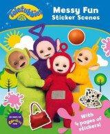 Omslag - Teletubbies: Messy Fun Sticker Scenes