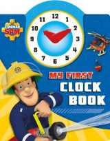 Omslag - Fireman Sam: My First Clock Book