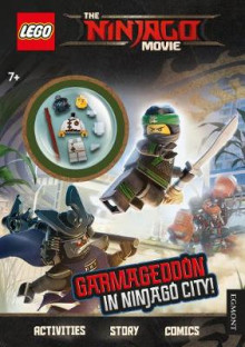 The LEGO (R) NINJAGO MOVIE: Garmageddon in Ninjago City! (Activity Book with minifigure) av Egmont Publishing UK (Heftet)