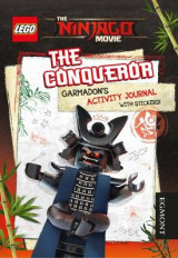 Omslag - The LEGO (R) NINJAGO MOVIE: The Conqueror Garmadon's Activity Journal