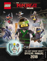 Omslag - The LEGO (R) NINJAGO MOVIE: Official Annual 2018