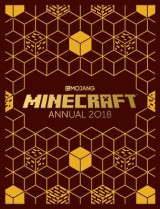 Omslag - The Official Minecraft Annual 2018