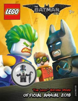 Omslag - The LEGO (R) BATMAN MOVIE: Official Annual 2018
