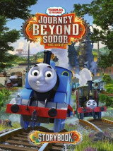 Omslag - Thomas and Friends: Journey Beyond Sodor Movie Storybook