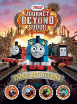 Omslag - Thomas and Friends: Journey Beyond Sodor Sticker Activity Book