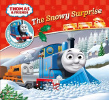 Omslag - Thomas & Friends: The Snowy Surprise