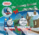 Omslag - Thomas & Friends: The Snowy Special